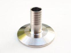Raccord cannellé clamp DN15