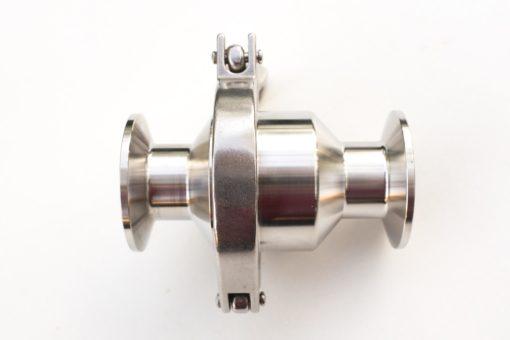 Clapet anti retour triclamp DN25 /50.5