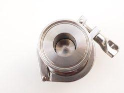 Clapet anti retour sanitaire clamp