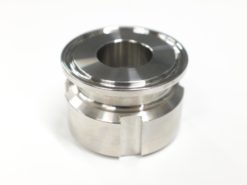 Adaptateur DIN25F - Clamp 50.5 Inox