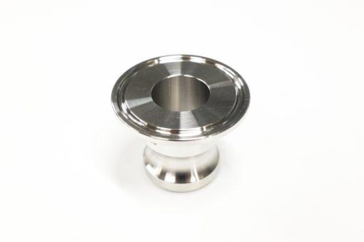 """Adaptateur Clamp 50.5 - Camlock 3/4"""" Inox"""