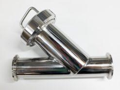 Filtre clamp 1-1/2