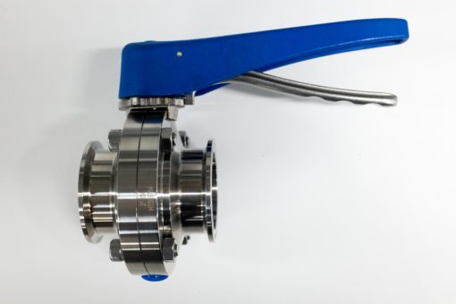 Vanne clamp DN50/64