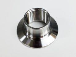 Adaptateur 1″ BSPF – Clamp 64 inox
