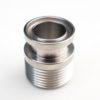 "Adaptateur 3/4""BSPM micro-clamp 25.4 inox"