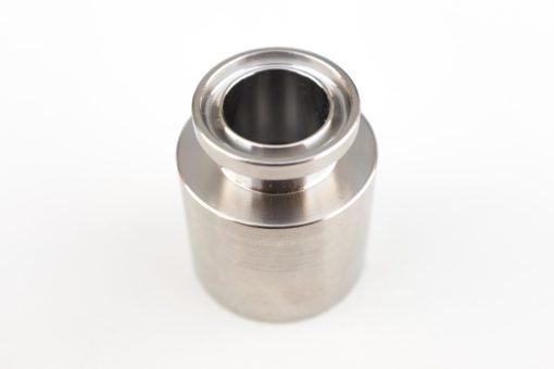 "Adaptateur 3/4""BSPF micro-clamp 25.4 inox"