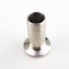 Ferrule micro-clamp canellé 25.4/15mm inox