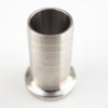 Ferrule micro-clamp canellé 25.4/19mm inox
